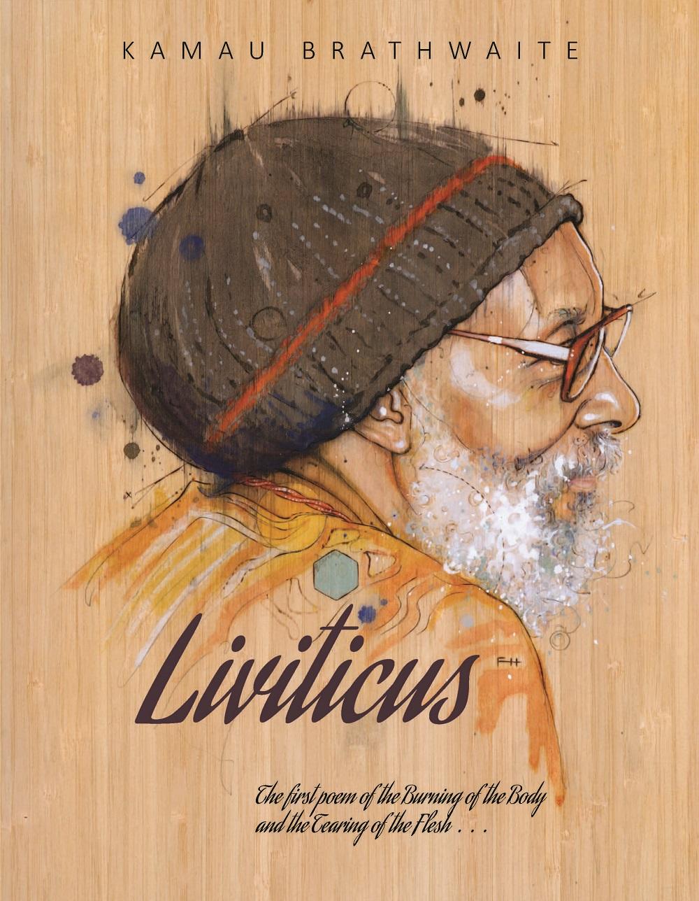 Liviticus Kamau Brathwaite book cover 2017